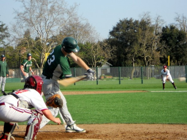Paly baseball captures second win against Cupertino, 6-3