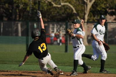 Palo Alto baseball crushes Mountain View 13-0