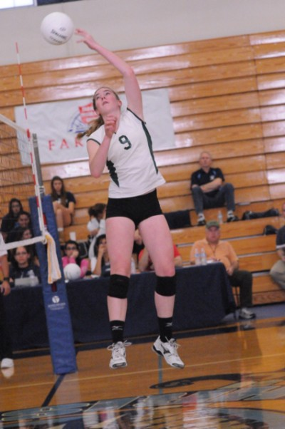 Palo Alto High School volleyball advances to CCS semifinals with three game win
