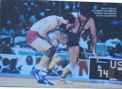Paly wrestlers Dave and Mark Schultz remembered for Olympic golds, love of wrestling