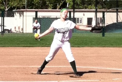 Paly softball shuts out Fremont 3-0