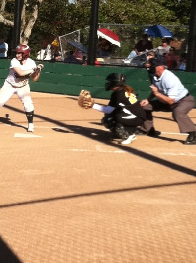 Paly softball wins second league game against Mountain View, 6-0