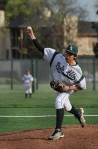 Baseball falls to Los Gatos 7-5 in first league loss