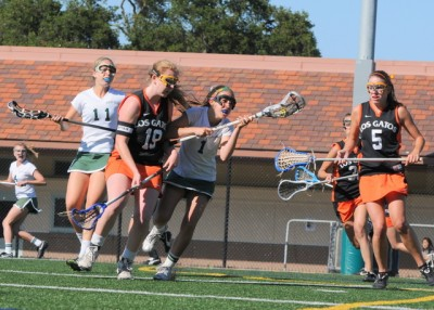 Girls&#8217; lacrosse advances to finals after win over Los Gatos