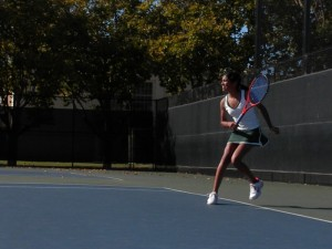 Girls' tennis: Same team, same coach but a new season