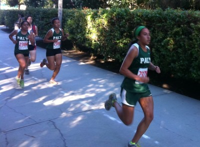 Girls&#8217; cross-country finishes 12th at Central Park meet