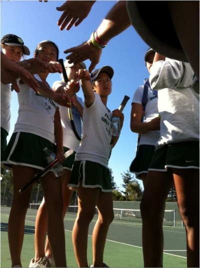 Brief: Girls' tennis ends season with loss in CCS