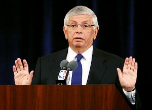 Season on the brink: NBA Lockout