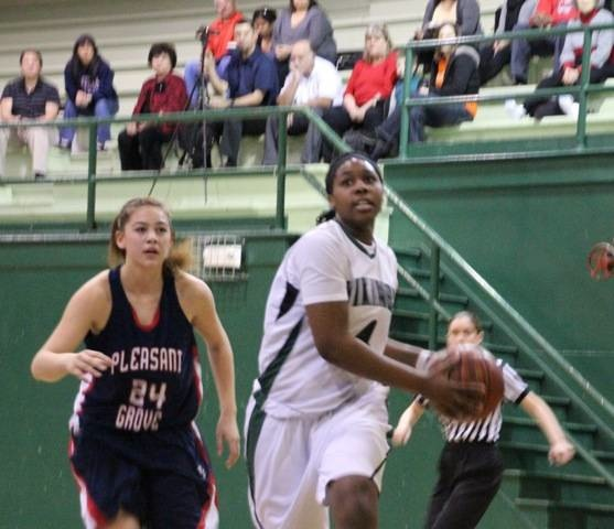 Girls&#8217; basketball loses to Pleasant Grove, 66-56