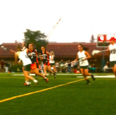 Girls' lacrosse beats Los Gatos, 17-12