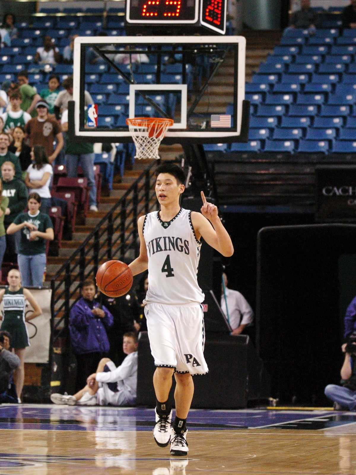 Jeremy Lin Dunk In Middle School The viking magazine : roots of ... Jeremy Lin Dunk In Middle School