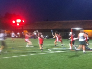 Paly Varsity Girls&#8217; Lacrosse Defeats Rival Gunn in a Grueling 10-8 victory