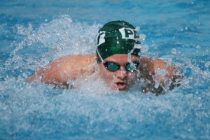 Boys' Swimming takes second; Girls' Swimming takes third at 2012 CCS meet