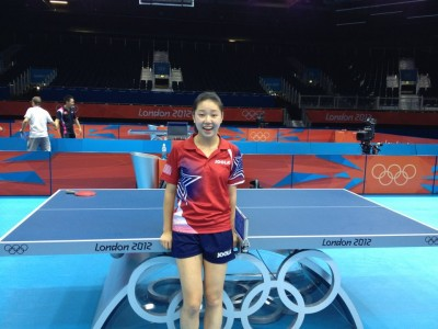 Zhang falls in first round of Olympic tournament