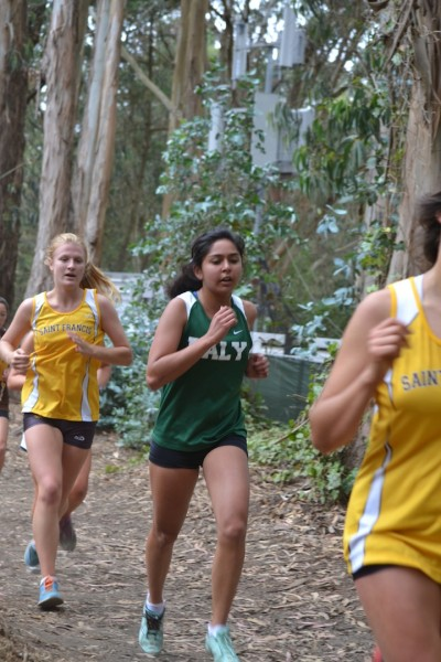 Girls&#8217; cross-country places third at Lowell Invitational