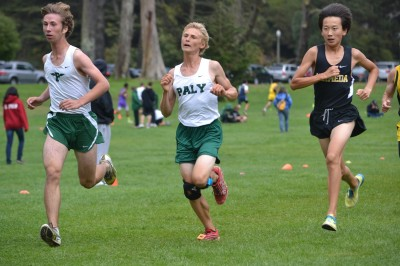 Brief: boys cross-country places eighth at Lowell Invitational