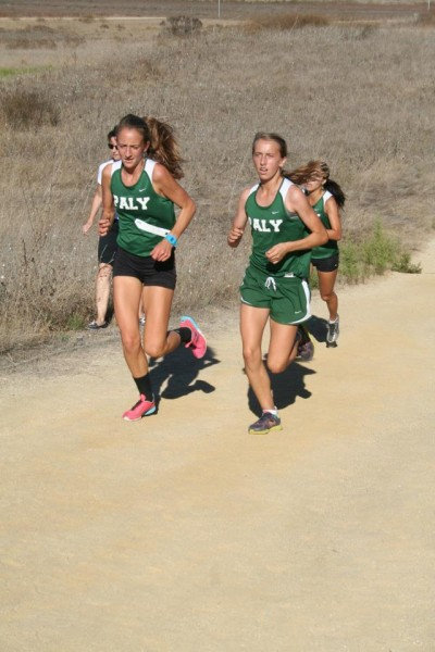Girls&#8217; cross-country places second at Baylands meet