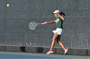Brief: Girls' tennis makes second round of CCS