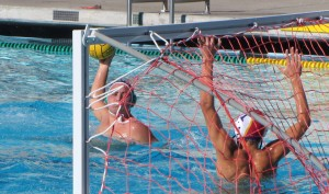 Boys&#8217; waterpolo defeats Monta Vista, 12-8