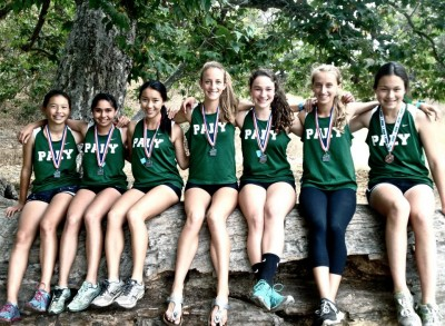 Girls' cross-country looks forward to CCS this Saturday