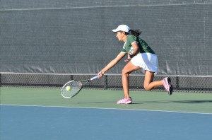 Brief: Girls' tennis ends short CCS run with 11-7 loss