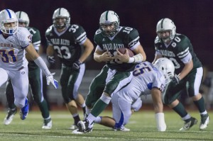 Football season ends with 52-35 loss to Serra