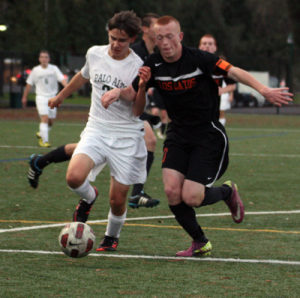 Boys' soccer opens season with 2-game win streak