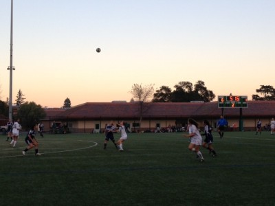 Girls&#8217; varsity soccer undefeated in league with another easy win