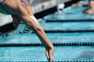 Swimming and Diving begin season with a strength marred by technical difficulties