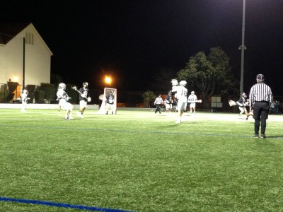 Glazier and Anderson lead team to victory against Mitty, 13-5