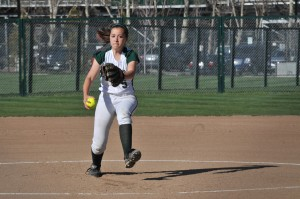 Softball falls to Los Gatos Wildcats 9-4 at home