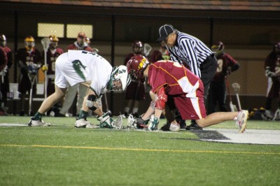 Boys&#8217; lacrosse drops heart breaker to Menlo Atherton 7-5