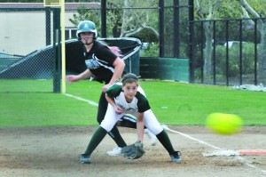 Softball shut down by Homestead 6-2