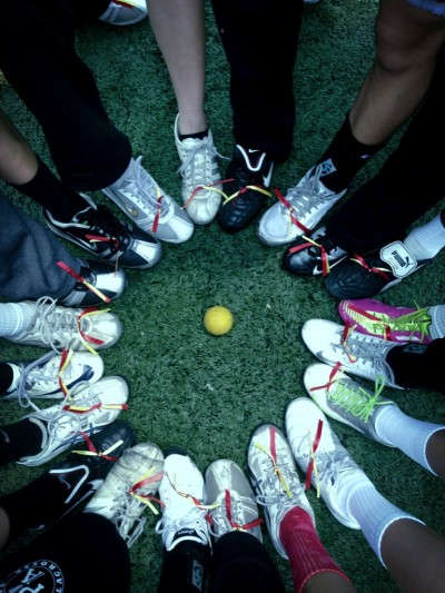 Lacrosse teams show unity in &#8220;play 4 Seton Hill&#8221; movement