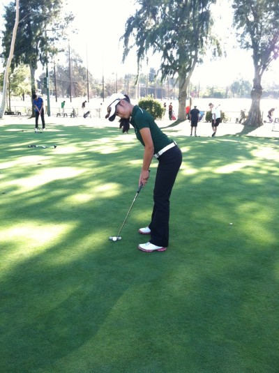 Girls' golf preview: the first season as a Paly sport