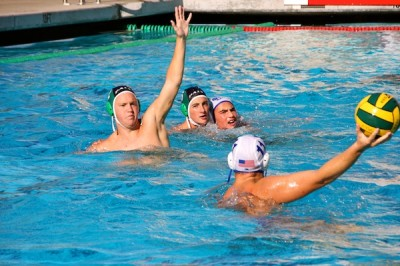 Boys' water polo breaks five year losing streak to Los Altos