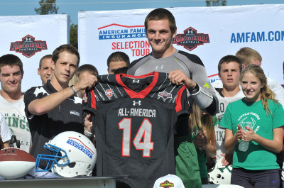 Chryst accepts invitation to Under Armour All-America Game