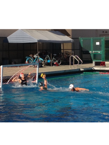 Girls' water polo falls 9-6 despite fourth quarter comeback