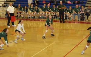 Volleyball drops CCS championship to Homestead in four sets