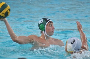Boys' water polo triumphs over Mountain View 7-5 in second round of SCVAL