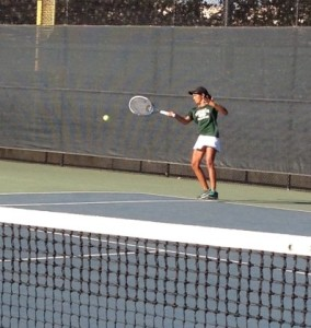 Brief: Girls' tennis ends season in CCS semifinals