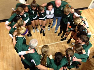 Brief: Volleyball overcomes San Ramon 3-2 in the Nor Cal quarterfinals