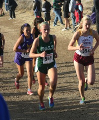 Brief: Girls' cross country season ends at CCS