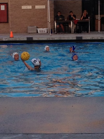 Girls' water polo loses 8-4 to Los Altos in SCVAL