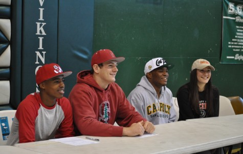 Brief: National Letter of Intent signing day ceremony