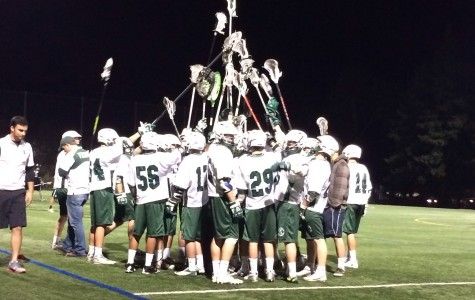 Boys' lacrosse triumphs over Archbishop Mitty, 16-5