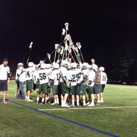 Boys lacrosse triumphs over Archbishop Mitty 16-5