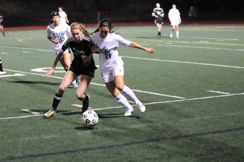 Girls' soccer falls to Los Gatos, 2-0 in CCS semi-finals
