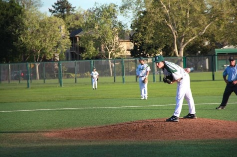 Baseball comes up short against Wilcox, losing 7-3