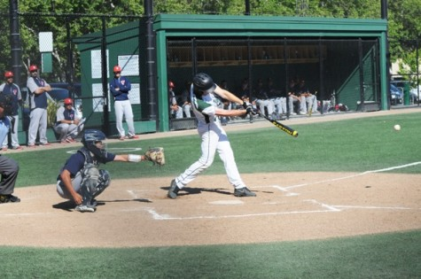 Baseball falls to Saratoga 8-4 in first round of SCVAL playoffs